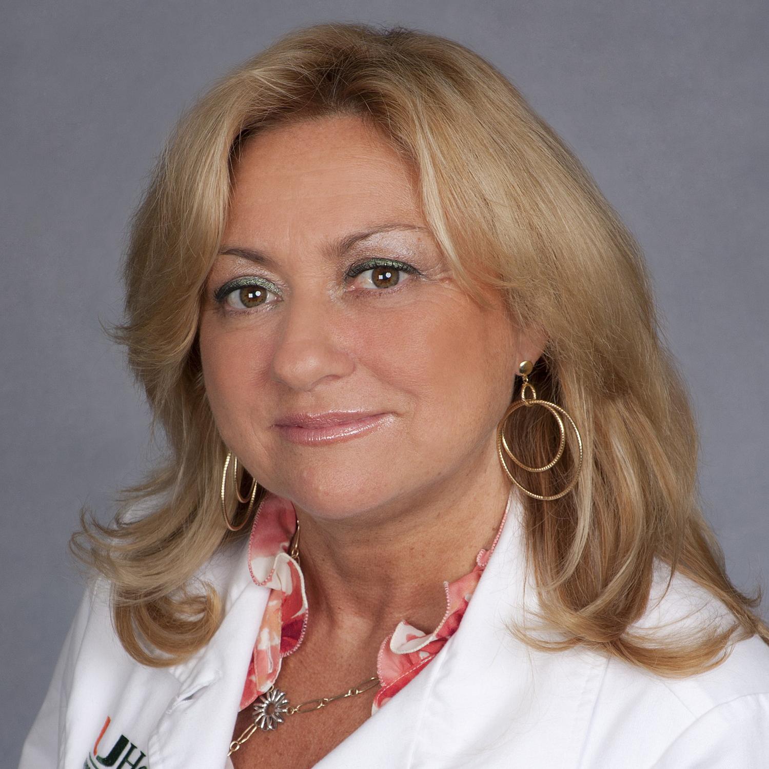 Photo of Akron Bio Scientific Advisory Board Member Sylvia Daunert
